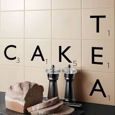 Scrabble Letter Wall Decor Say It With Scrabble Tiles This Season Walls And Floors Walls