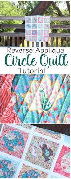Reverse Applique Deco Foil Quilt Tutorial - Therm O Web & Reverse Applique Deco Foil Quilt Tutorial Adamdwight.com