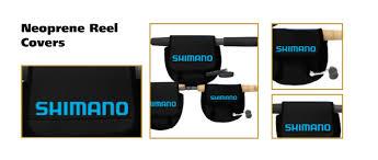 Shimano Neoprene Spin Reel Cover Ansc850a