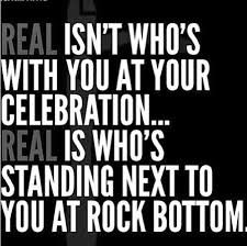 Rock Bottom Quotes Inspiration Quotes About Hitting Rock Bottom 48 Quotes