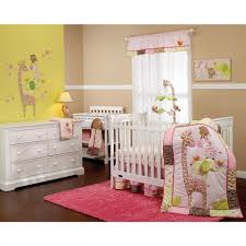 fascinating baby nursery room decoration with various carters baby bedding set casual girl baby nursery