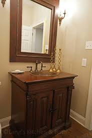 powder room furniture. A Glamorous Powder Room In Doylestown, PA Furniture R