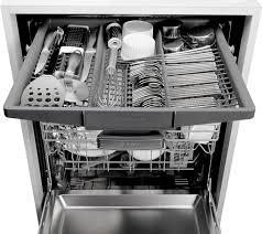 bosch dishwasher 3rd rack. Mountain High Kitchen Appliance Bosch Dishwasher Third Rack Quiet Inside
