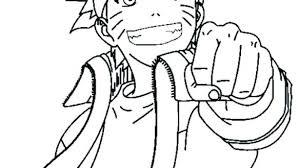 Naruto Coloring Pages With Sasuke Lagrangeowin