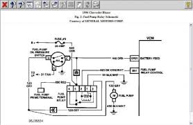 wiring diagram chevy s fuel pump the wiring diagram no fuel no spark 96 s10 blazer 96 s 10 blazer 4 3 tbi just