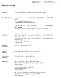 Resumes-Templates-Word-102Modern Chronological Resume Template For ...