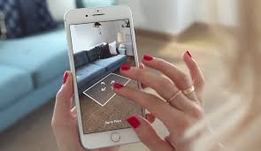 Small Picture Houzz Launches Enhanced ARKit App to Let You Live Your Dream Home