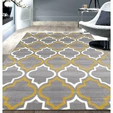 yellow grey area rug find deals on line and rugs get ations a modern trellis yellow and gray rug