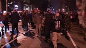Trump supporters in DC protest Biden's ...
