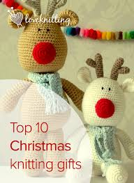 The best Christmas gifts for knitters - - Available at LoveKnitting