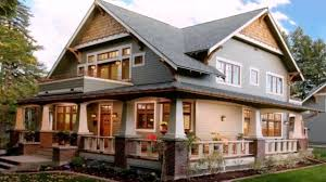 craftsman style house exterior paint colors you