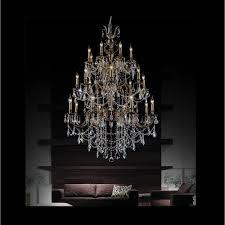 cwi lighting brass 24 light antique brass chandelier