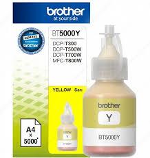 Бутылка с <b>чернилами Brother BT5000Y</b> купить | Cartrige.ru