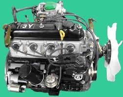 China with Toyota Engine 3y Gasoline Engine /Petrol Engine - China ...