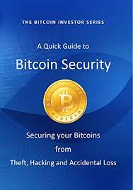You can make transactions by check, wiring, or cash. Amazon Com A Quick Guide To Bitcoin Security Securing Your Bitcoins From Theft Hacking And Accidental Loss Bitcoin Investor Series Ebook Rosenberg Warren Kindle Store