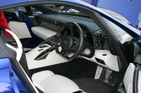lexus lfa black interior. Exellent Lfa FileLexus LFA Interior Whiteblackjpg Intended Lexus Lfa Black