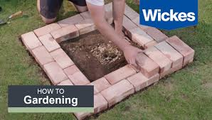 Square Brick Fire Pit Plans