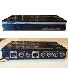 bose 802 controller. bose 802 controller s