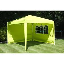 Cheapest Pop Up Gazebo With Side Panels