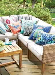outdoor pillows better homes gardens at outdoor pillows outdoor cushion storage