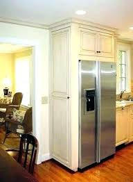 refrigerator that looks like a cabinet. Wonderful That Refrigerator That Looks Like A Cabinet  Refrigerators Accept Panels   Intended Refrigerator That Looks Like A Cabinet L