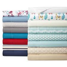 Sheets Bed Sheet Sets JCPenney