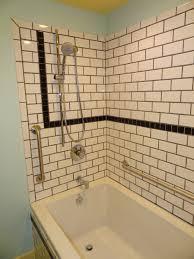 installing subway wall tile tile design ideas installing tile around bathtub