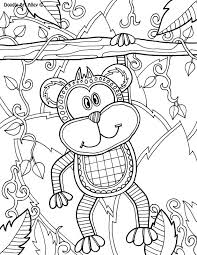Safari Coloring Pages Picture Safari Animals Coloring Pages