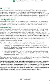 iphone 4 käyttöohje suomeksi