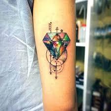 Dimonds Tattoo Elmas Dövmeleri Diamond Tattoos 9 Tetování