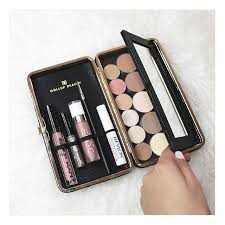 dollup beauty is the top custom beauty brand selling the best all natural free lored to you makeup kits brushes created by a makeup artist