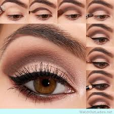 make up for brown e brides