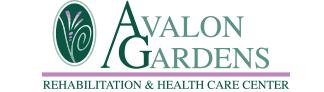avalon gardens nursing home. Avalon Gardens Logo Nursing Home