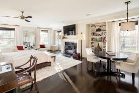 the centerpiece as the new york times first reported is a sprawling 10 bedroom 8 bath manor that includes five powder rooms 8 fireplaces