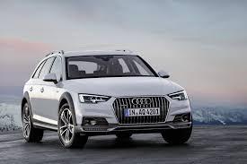 VWVortex.com - 2017 Audi A4 Allroad Quattro Brings Rugged Body to ...