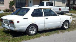 1975 Toyota Corolla - Information and photos - MOMENTcar