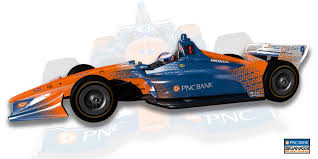 Pnc Stock Quote Interesting PNC Bank Becomes Primary Sponsor For Scott Dixon's Car In IndyCar