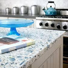 sea glass countertop floating blue sea glass countertop diy