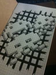 Cool Pictures To Draw On Graph Paper