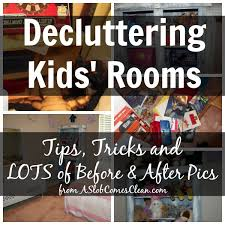 How To Declutter A Child's Room A Slob Comes Clean Fascinating How To Declutter A Bedroom