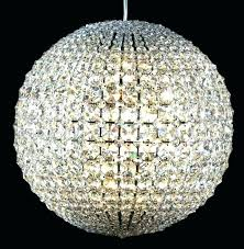 chandeliers disco ball chandelier mirror large crystal light