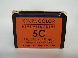 Kenra Demi Permanent Ammonia Free Hair Color 2 05oz 4a