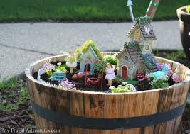 fairy garden container ideas. How To Start A Fairy Garden Container Ideas