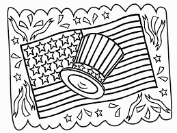 coloring pages fourth of july coloring page print color fun