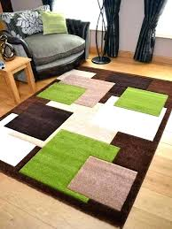 apple green outdoor rug atrium bohemian area tempo brown square design thick quality modern carved rugs