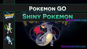 Pokemon GO Shiny Pokemon | List of All Shiny Pokemon and How To Get