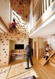 Small Picture A home workout room with a rock climbing wall Now Ive seen it