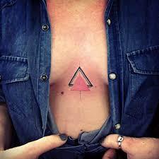 Tetování Trojúhelník