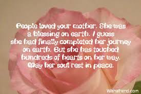 Loss Of Mother Quotes Extraordinary Sympathy Quotes Death Mother On QuotesTopics
