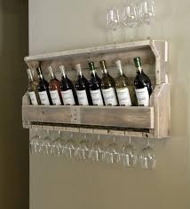 pallet wine glass rack. Diy Pallet Wine Glass Rack Elegant 119 Best Racks Images On Pinterest Of